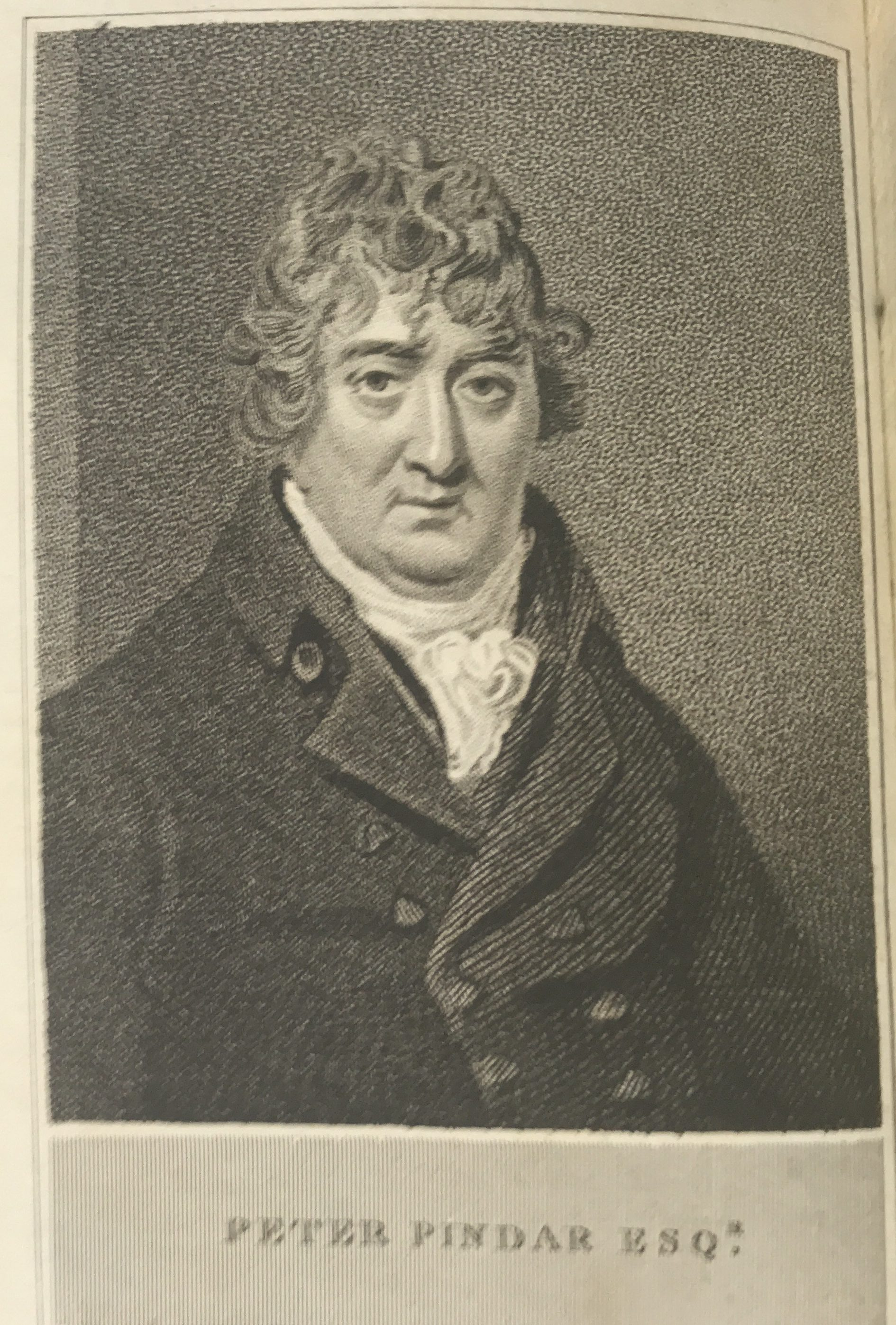 WOLCOT, John (PETER PINDAR)