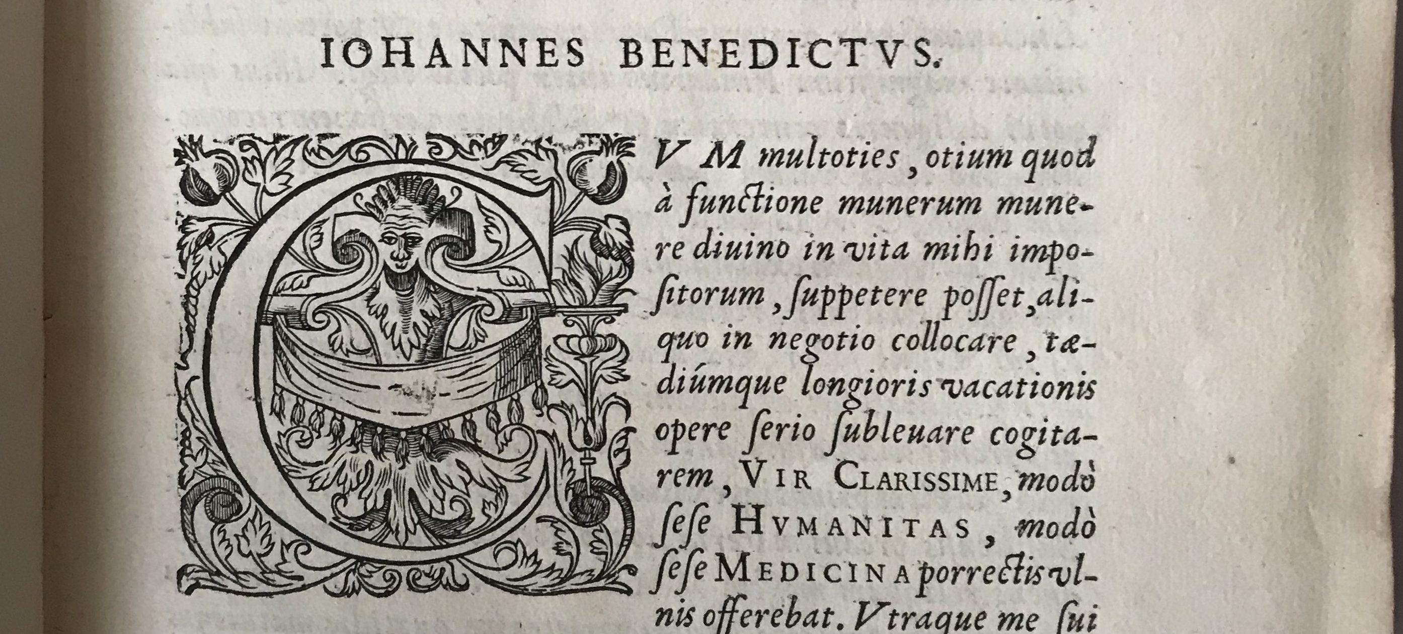 PINDAR (BENEDICTUS, Johannes)