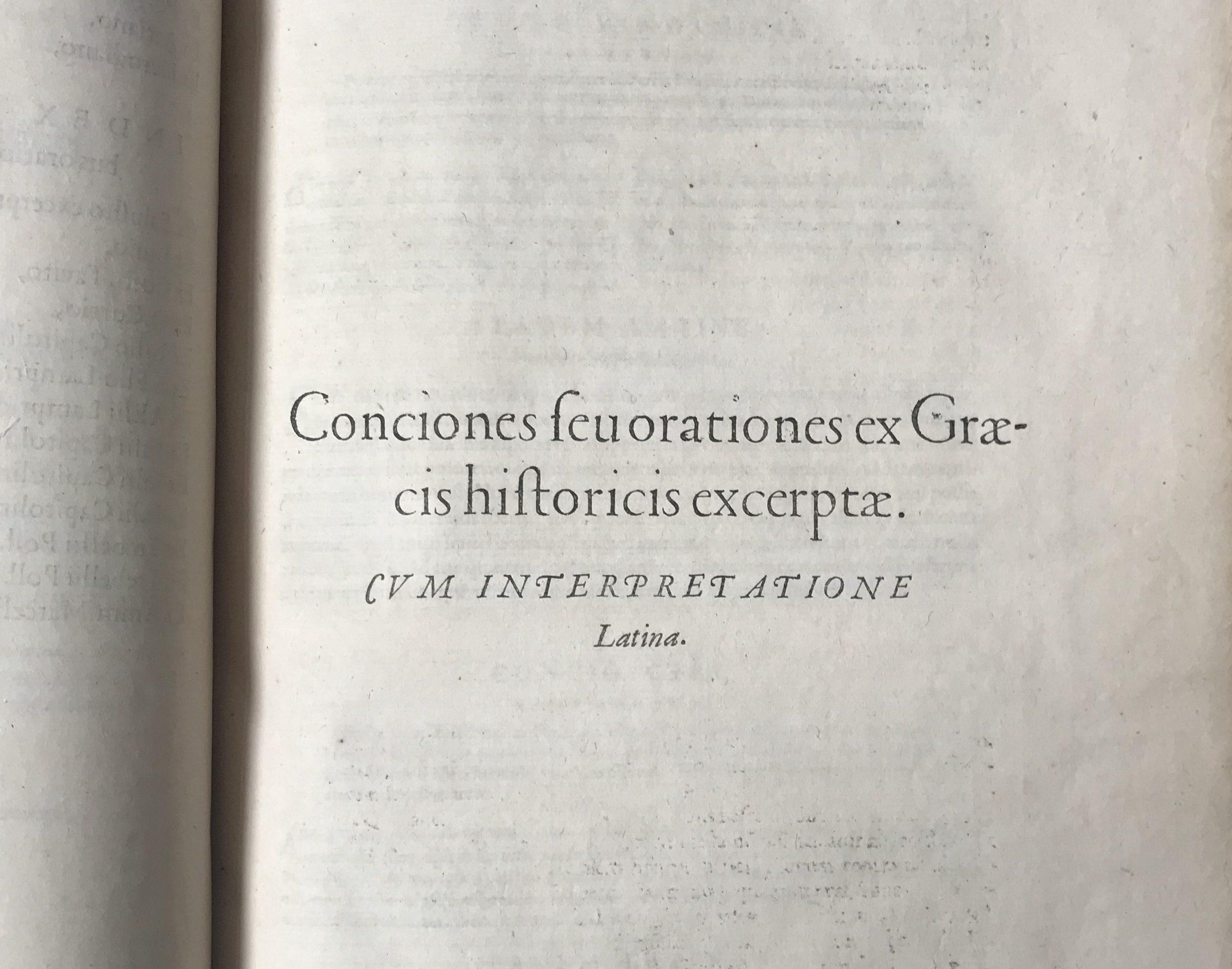 ESTIENNE, Henri(ed.)