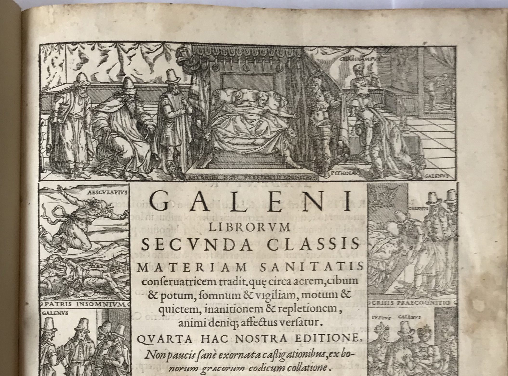 GALEN [with] HIPPOCRATES