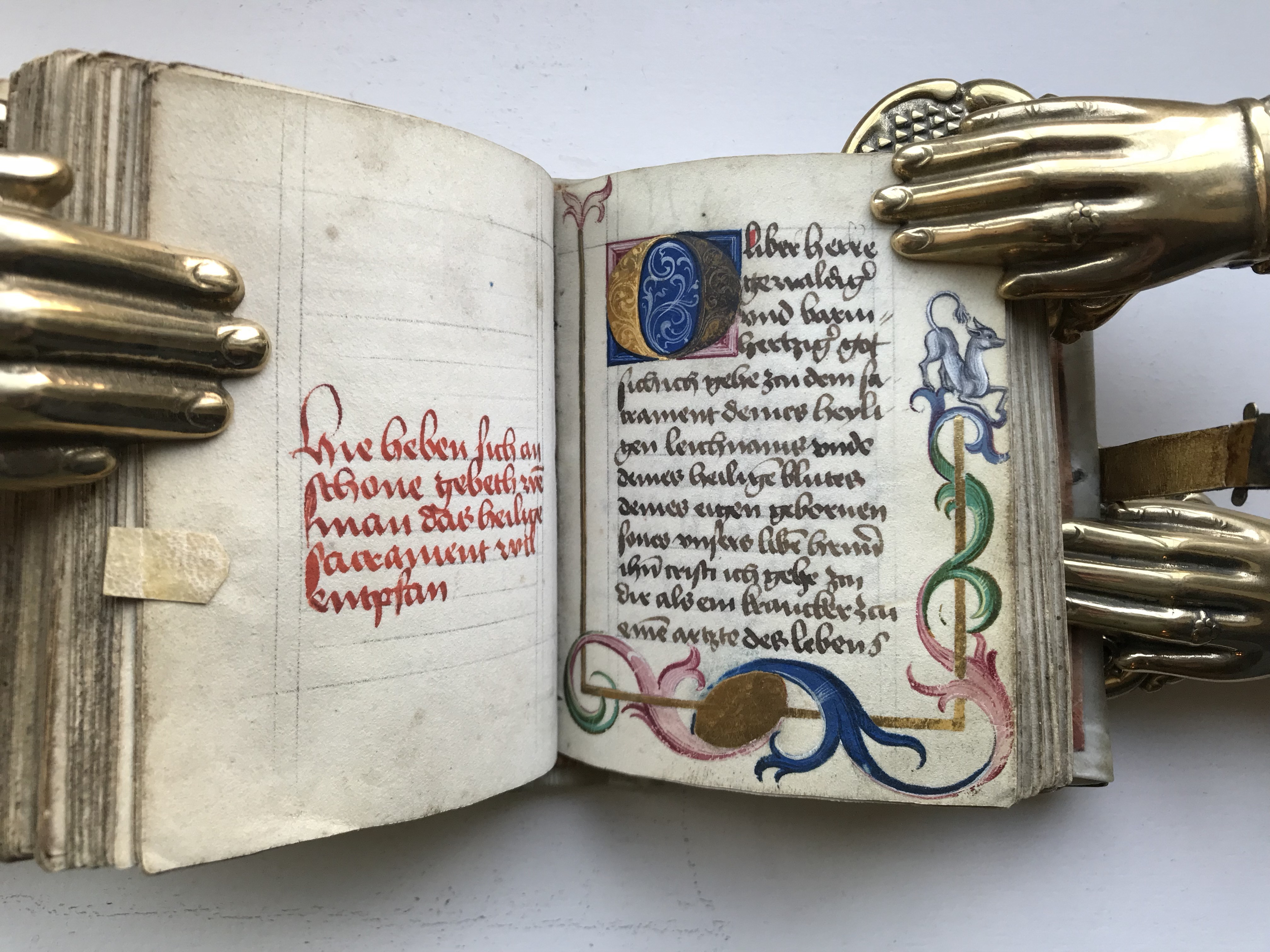 German Prayer Book