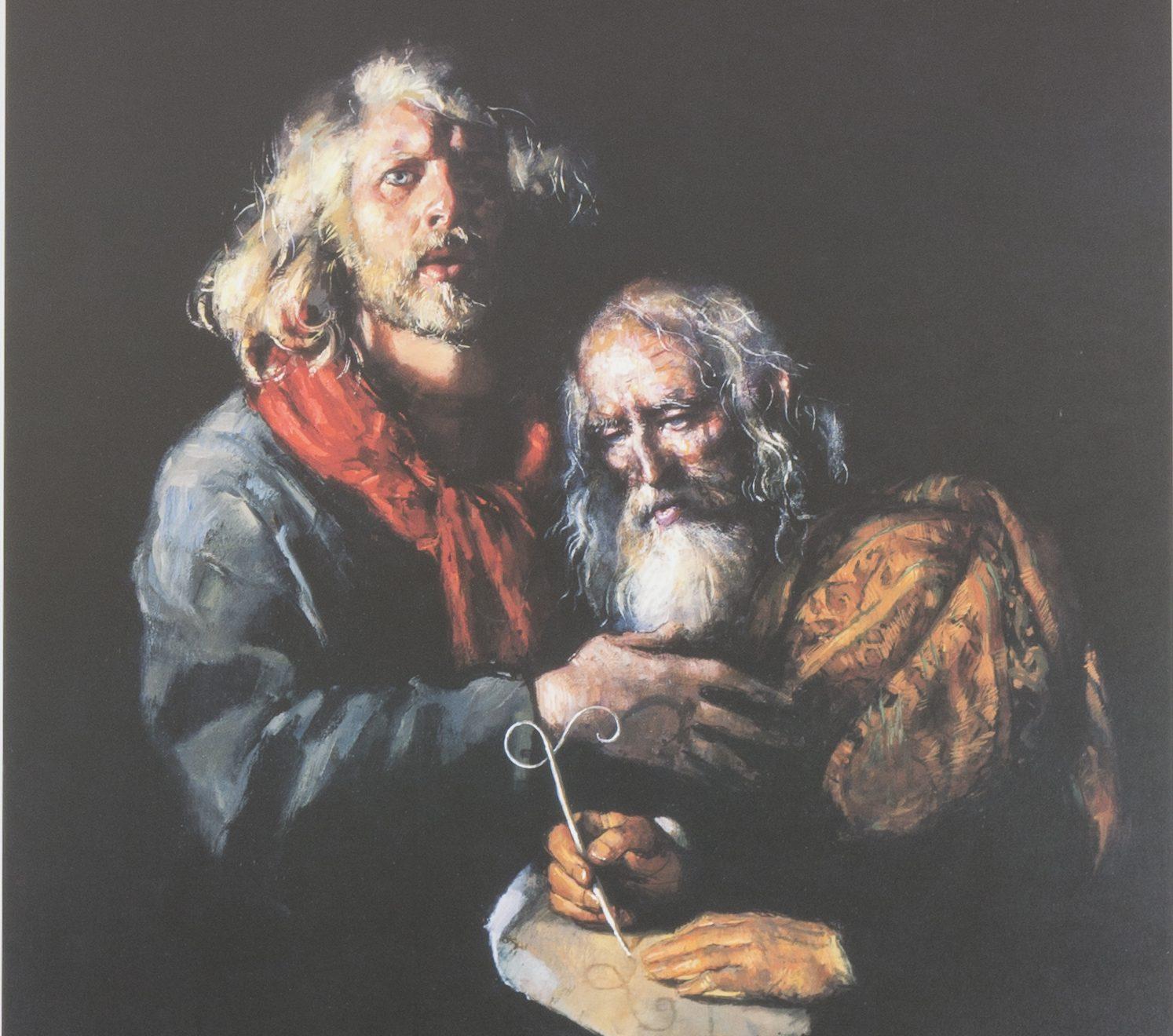 LENKIEWICZ, Robert O. (Print)