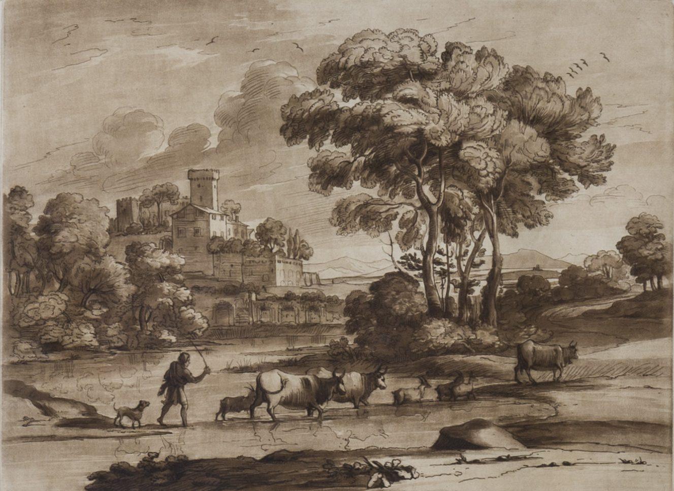 LORRAINE, Claude (Prints)