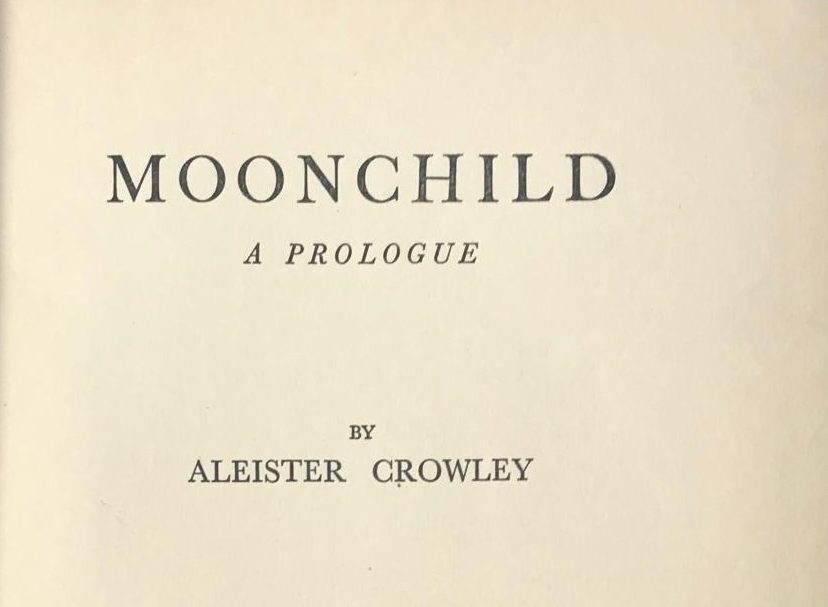 CROWLEY, Aleister