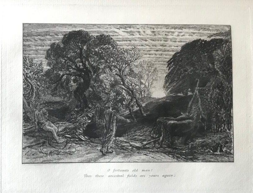 VIRGIL (PALMER, Samuel)
