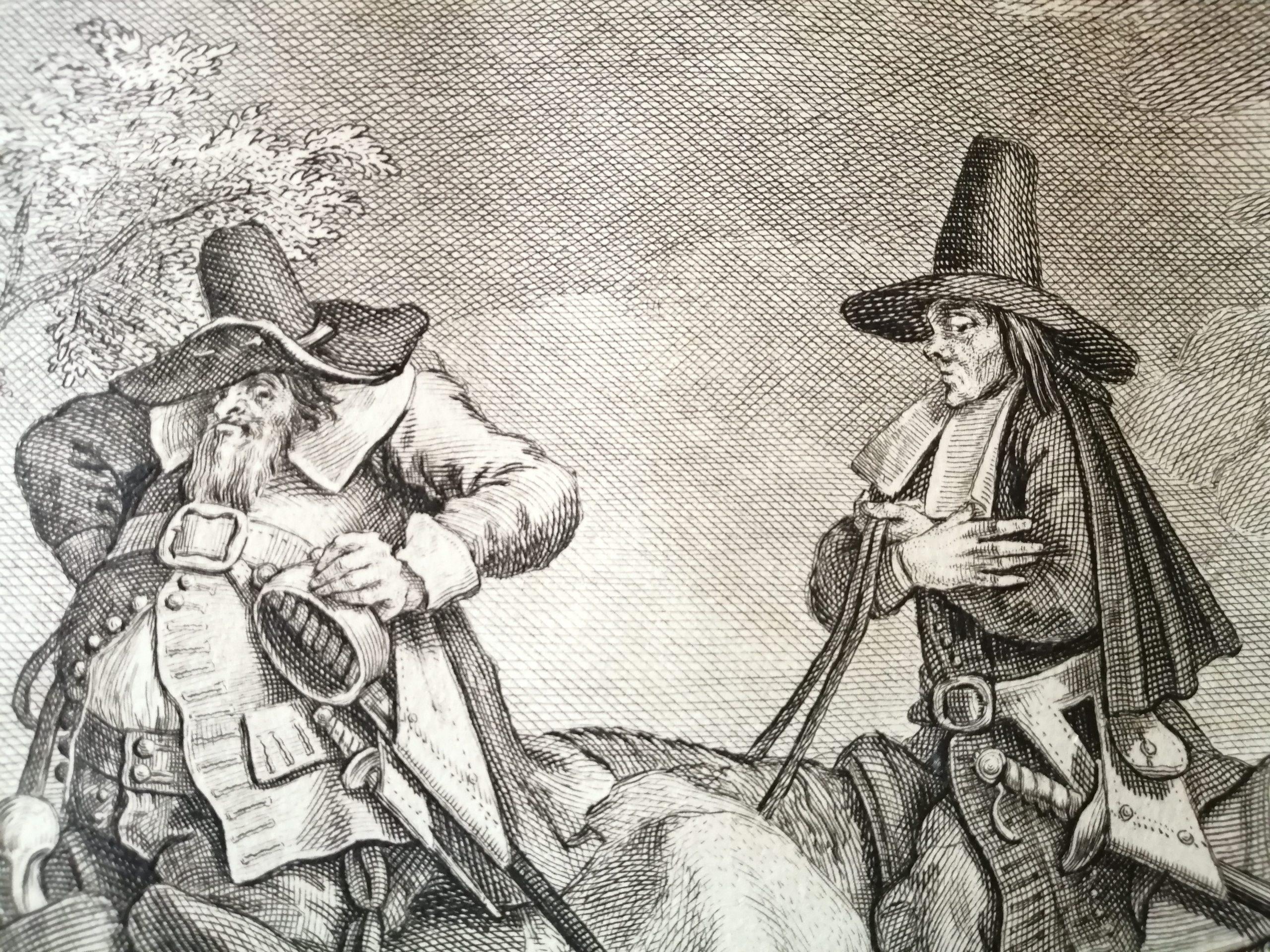 HOGARTH, W. Les Satyres de M. Guillaume Hogarth, 1768