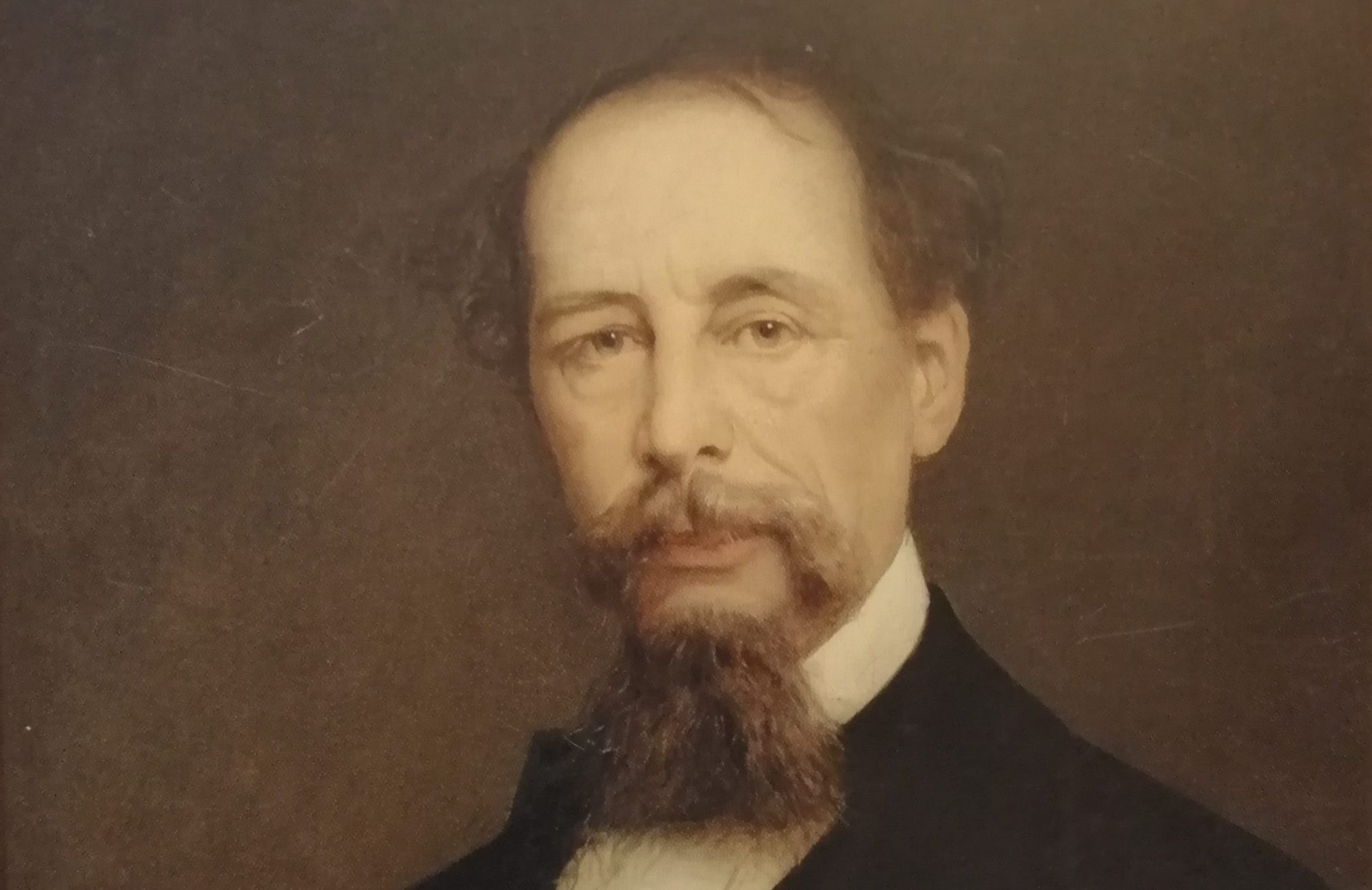 PORTRAIT OF CHARLES DICKENS (after WATKINS, John)