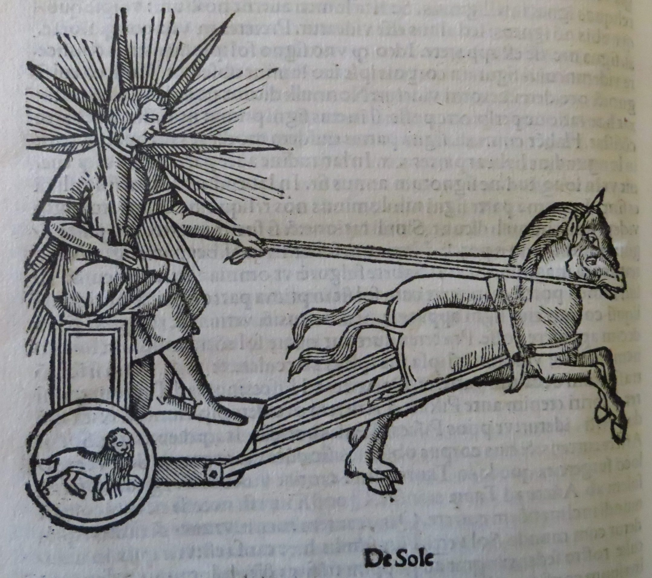 HYGINUS, De Mundo et Sphera, 1517