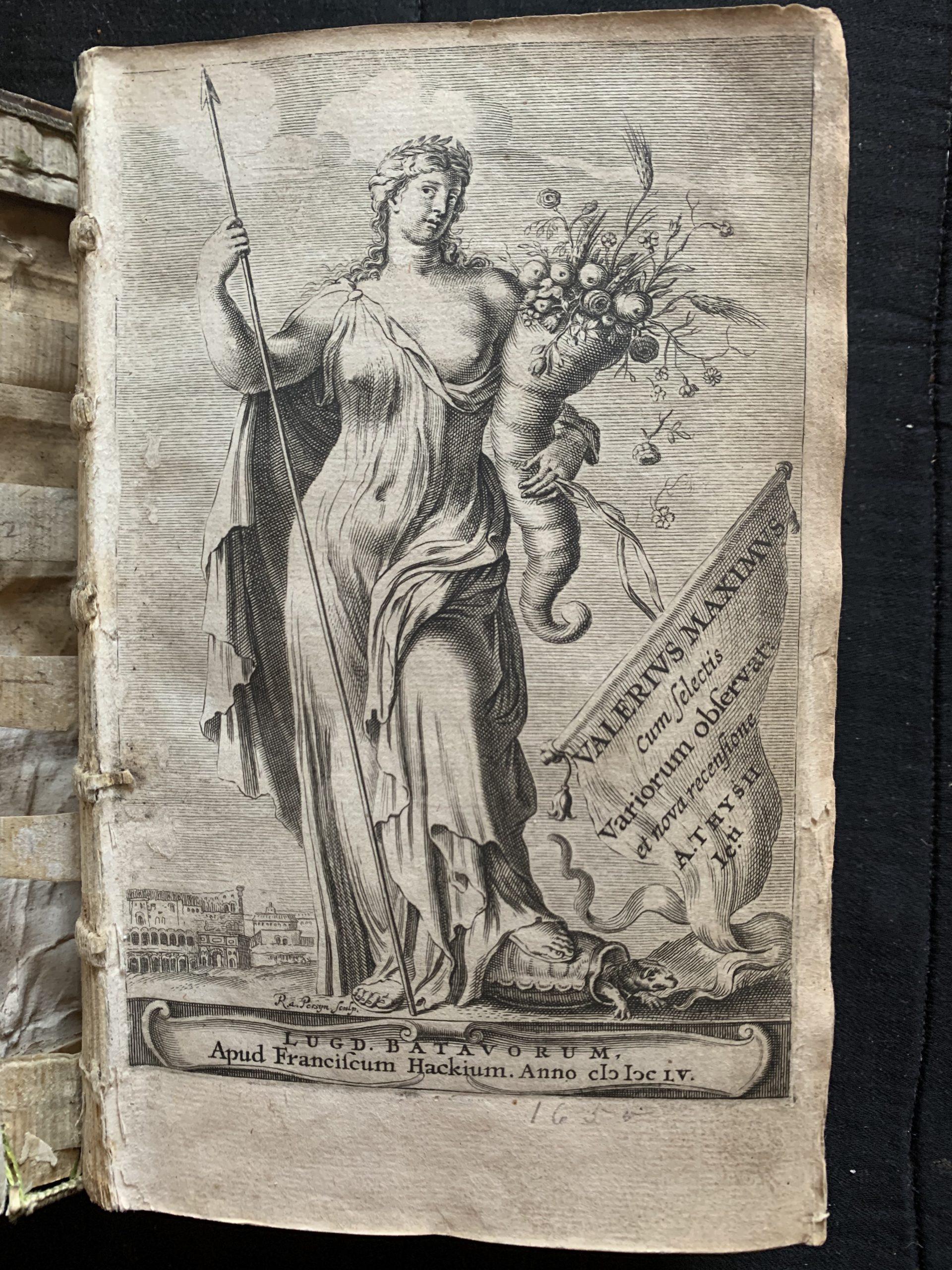 VALERIUS MAXIMUS; THYSIUS, Antonius