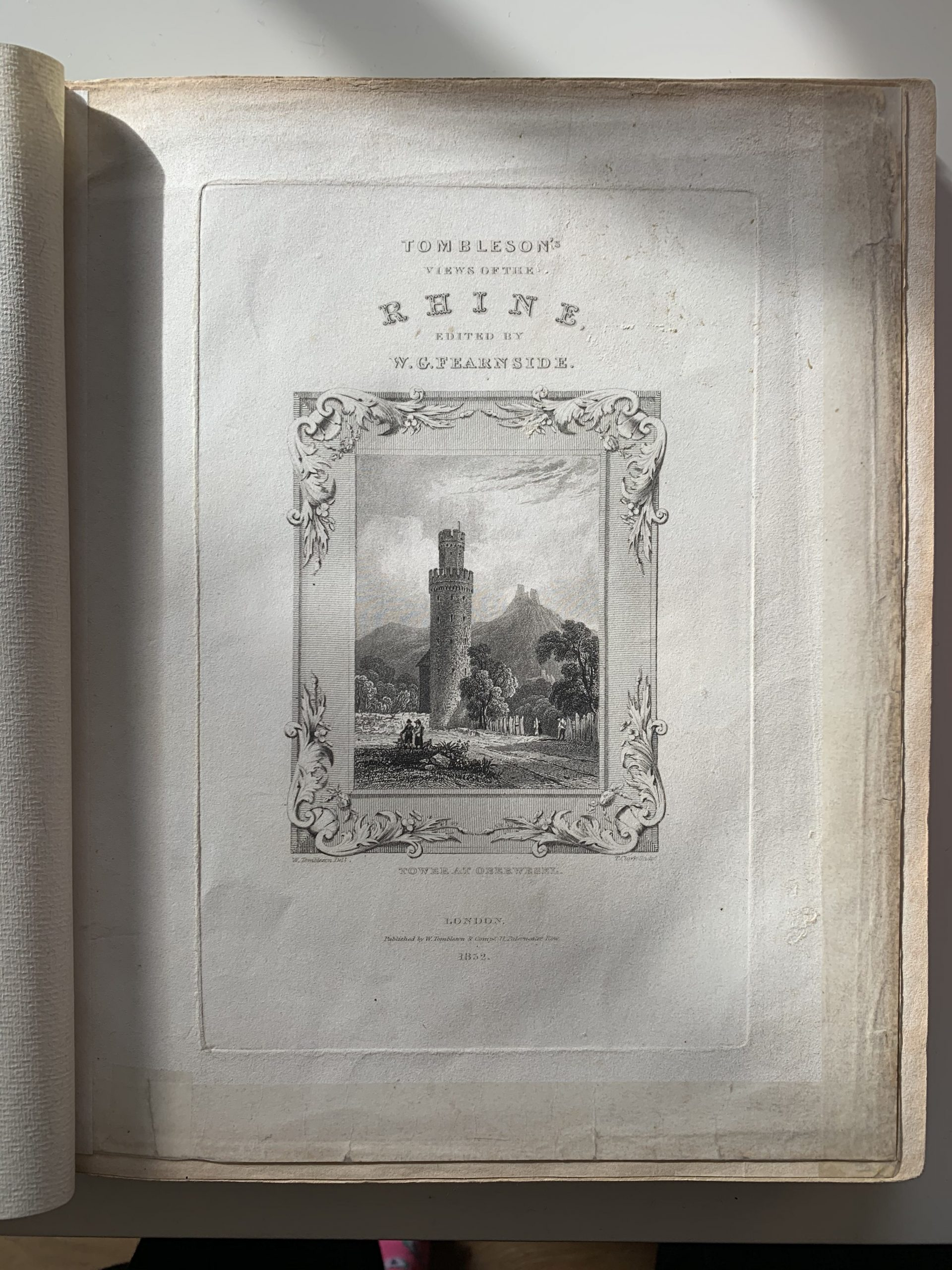 FEARNSIDE, W. G. (ed.)