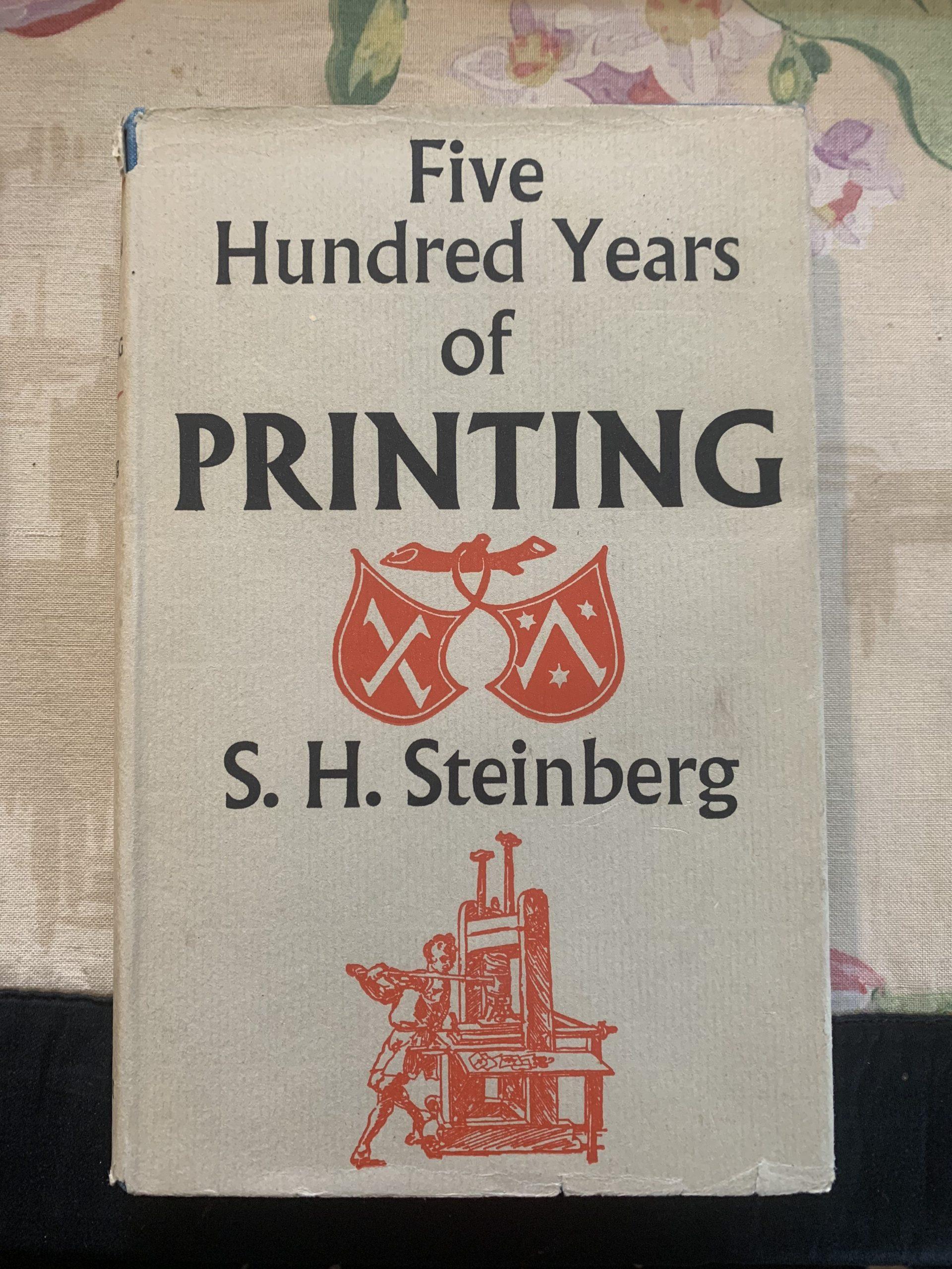 STEINBERG, S.H.